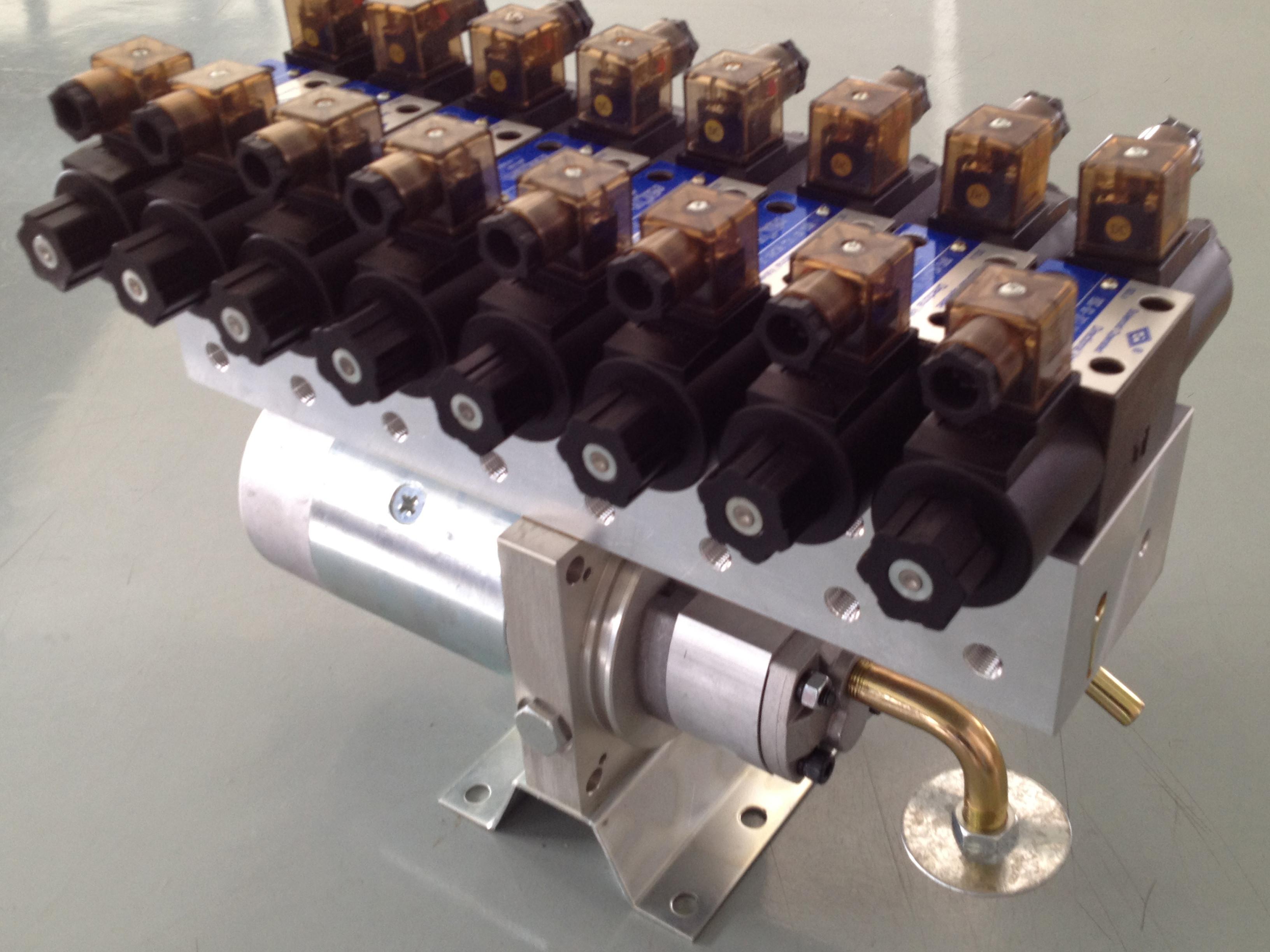 China am besten Mini hydraulische Versorgungsbaugruppen en ventes
