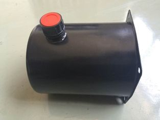 High Performance 160mm 1.5L Hydraulic Oil Tanks , Steel Fuel Oil Tank