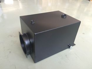Anti Corrosive 12L Steel Hydraulic square oil tanks For Hydraulic Power Unit