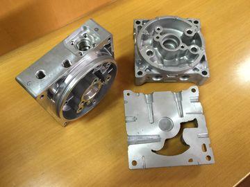 Einfachwirkender Gussaluminium-hydraulischer vielfältiger Block für Blockbaugruppe