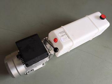Kleines einfachwirkendes AluminiumHydraulikaggregat Wechselstroms 110V für Auto-Aufzug