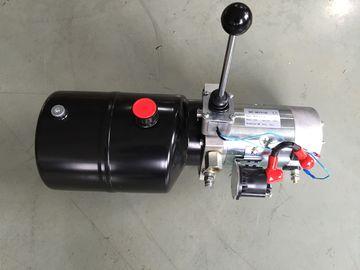 Gabelstapler-einfachwirkende Mini-hydraulische 12vdc Versorgungsbaugruppen mit Stahltank
