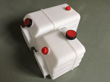 Vertikale Montage-Plastikhydrauliköl-Behälter 18L für Stromversorgungseinheiten